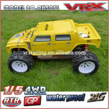 Factory direct sales all kinds of 4WD Gas Car , custom made model car / miniature toy cars