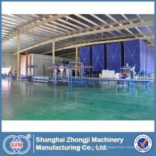 Machine d'EPS, chaîne de production continue automatique de coupe de bloc d'ENV