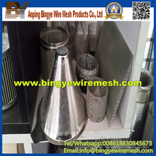 Special Shap- Conical Type Deep Processing Filter Cartridge