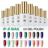 ransheng factory offer free sample uv gel gel nail polish