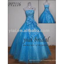 2010 fabricação sexy vestido de festa PP2116