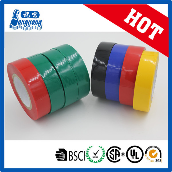 color pvc tape