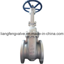 Rising Stem Flange End Gate Valve RF