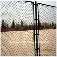 Электрический оцинкованный цепной забор