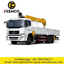 12 Ton Crane Truck For Power Maintenance