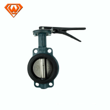 germany handle lever butterfly valves
