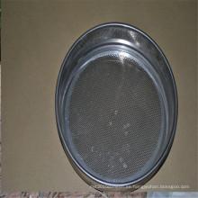 Tamiz de acero inoxidable de malla de filtro de 75 micrones