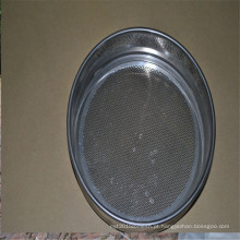 Peneira de aço inoxidável de malha de filtro de 75 mícrons