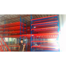 Heavy Loading Capacity of Steel Floor Structure