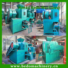 China best supplier High Pressure coal charcoal ball production machine line with CE 008613253417552