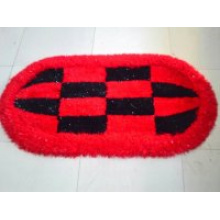 The Heteromorphism Carpet with Oval High and Low Wool