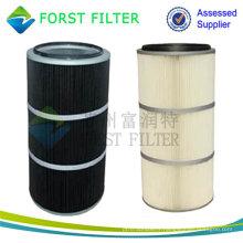 FORST Industrial Polyester Dust Matériau Nettoyage Cartouche de filtre à air