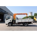 3 ton truck with crane