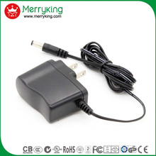 6V1a Power Adapter with UL FCC DOE VI Cert