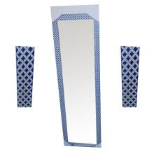 Классическое настенное зеркало PS для домашнего украшения