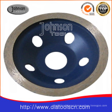 105mm Diamond continuous cup wheel