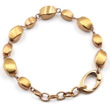 Bracelet en perles en acier inoxydable de haute qualité