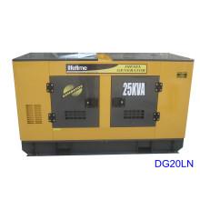 Grupo electrógeno Diesel / generador diesel / generador silencioso (DG20LN)