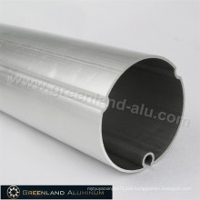 Animinum Material Roller Blind Head Track with Anodized Silver Color