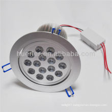 hot sale AC85-265V 15W led ceiling spot light (can be dimmable) with CE&RoHS