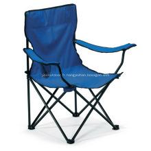 Chaises de camping promotionnelles avec logo imprimé