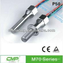 Interruptor eléctrico a prueba de explosiones de acero inoxidable CMP