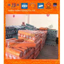 Оптовая Дешевые ПВХ покрытием полиэфирной ткани Пзготовителей