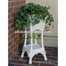 2014 latest and popular outdoor rattan hot flower vase