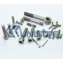 Высококачественные алюминиевые кузнечные детали (USD-2-M-296)