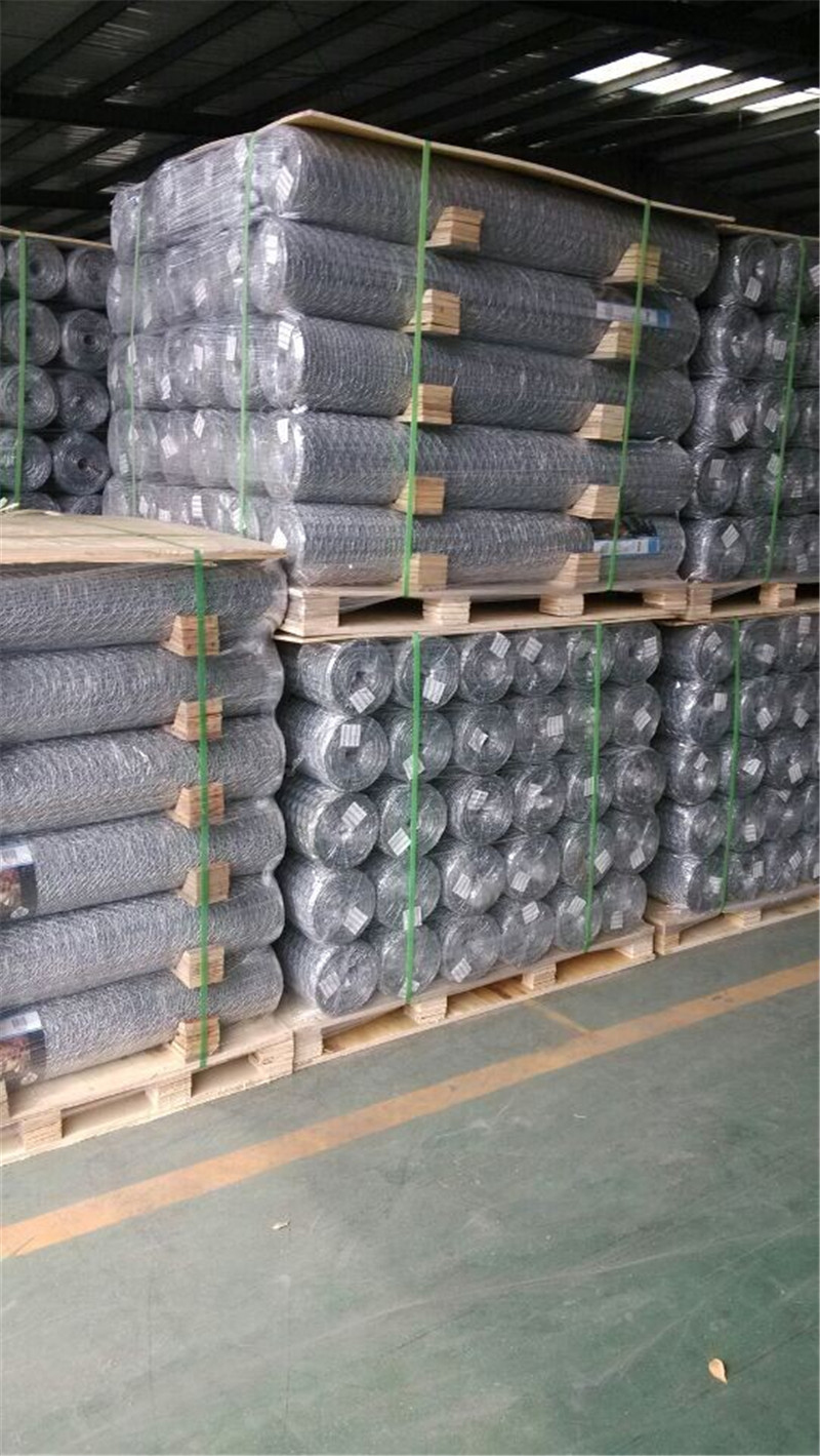 heavy type wire netting