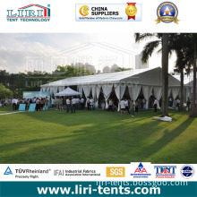 15m Width Luxury Outdoor Large Portable Aluminum Wedding Party Tent