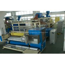 CL 1500mm tres capa estiramiento película fabricación de maquinaria