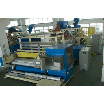 Couche de 1500mm trois CL stretch film, machines de production