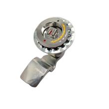 Cylindre de serrure de sécurité à came de compression tournante
