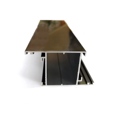 anodized thermal break for aluminum windows frame parts