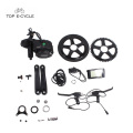 Kit de motor de motor mid drive 8FUN de alta calidad para bicicleta eléctrica 2018