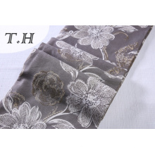 Floral Big Jacquard Fabric Design for Sofa and Furniture