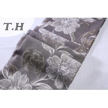 Большой цветочный Жаккардовые дизайн ткань для софы и мебели
