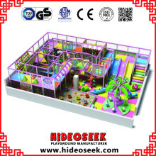 Candy Style Kids Indoor Play Equipment for Supermarket