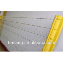 Wire mesh fence with Square/ Rectangle Post
