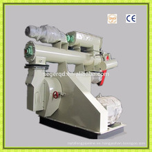0.06-15 Toneladas / hora Animal Feed Pellet Mill Machine