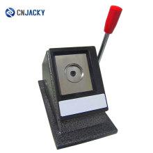 Perforadora manual de la tarjeta del PVC de la personalización