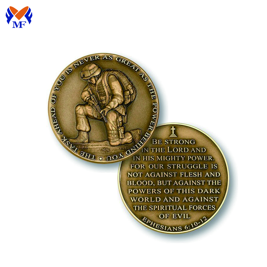 Custom Commemorative Coins