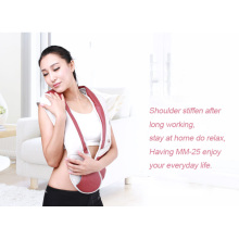 Electric Heating Tapping Shoulder Massage Shawl Neck Massager Belt