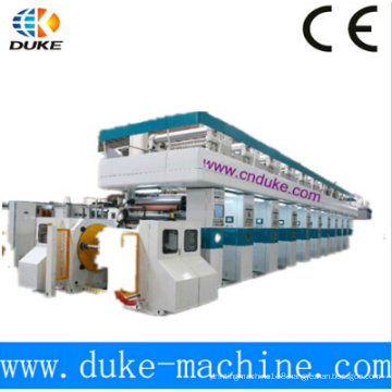 High Speed Aluminum Foil Gravure Printing Machine (AY-8800)