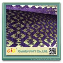 100 poliéster sofá Chenille chenille sofá tecido