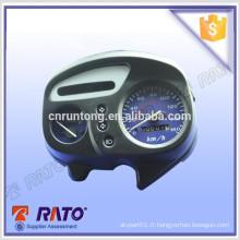 Pièces de rechange pour motoneiges à bas prix et fines Compteur d'heure de moto LCD numérique et bon marché