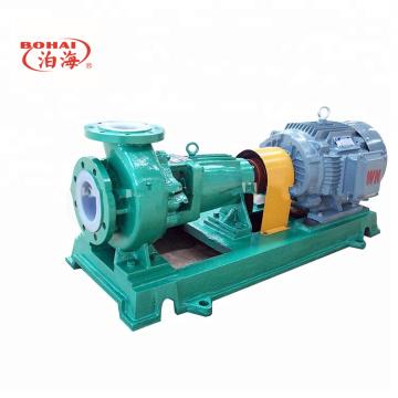 Bomba centrífuga química de alta calidad IH / IHF Bomba industrial Bomba anticorrosión Garantía comercial en alibaba