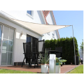 Outdoor Polyester Sun Proof Sunshade Sail
