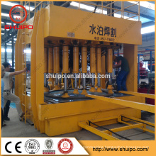 Sheet Metal Rolling Machine dish head forming machine